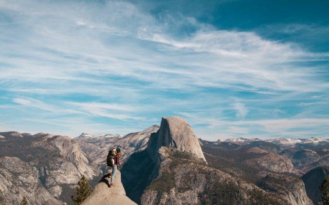 Bergsteiger-Erfolg